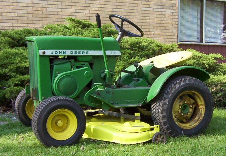John Deere 120 Garden Tractor Parts Garden Inspiration