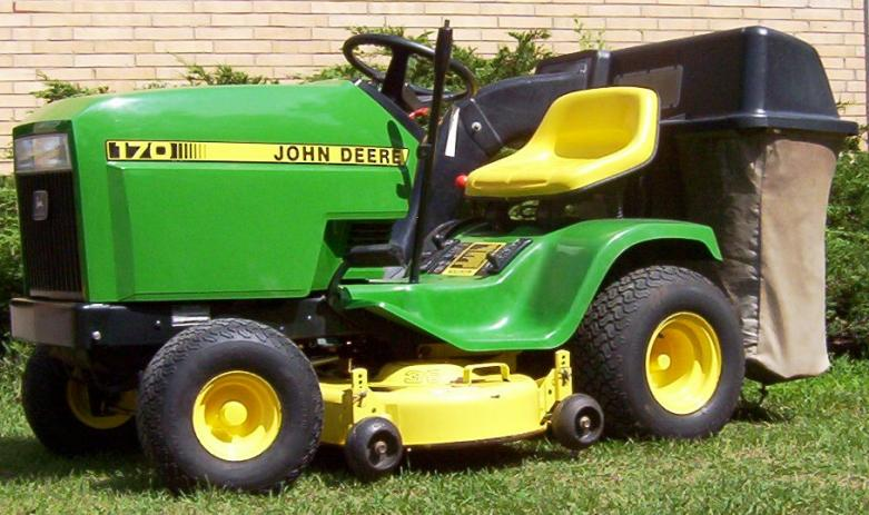 John Deere 170 P : Products tractorsalesandparts hundreds of used
