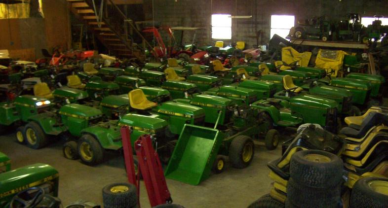 Used Tractor Parts Salvage Yards : Tractorsalesandparts hundreds of used tractors parts